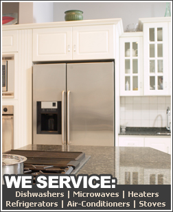 Appliance Repair Fairfax, VA